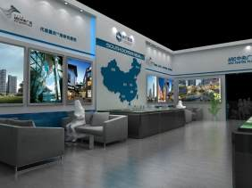 重庆展台设计制作报价,重庆思拓展览展示公司
