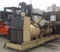 日本进口发电机组回收  苏州