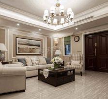 法兰西庄邸装修|天古装饰设计师贺渝