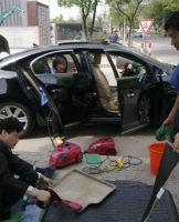汽车除甲醛案例