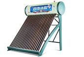 太阳能热水器工作系统揭秘,千万别