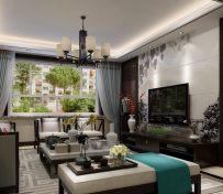贝域佳府149㎡三室两厅现代