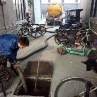 相城区污水管清理