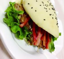 学校门口特色小吃加盟姑谷-鼓饼,一人可做的致富项目