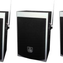 无线调频广播室内壁挂音箱 CS-FE20