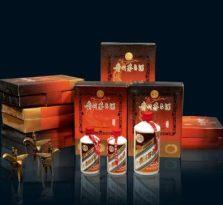 北京燕郊回收铁盖茅台酒 回收50年茅台礼盒