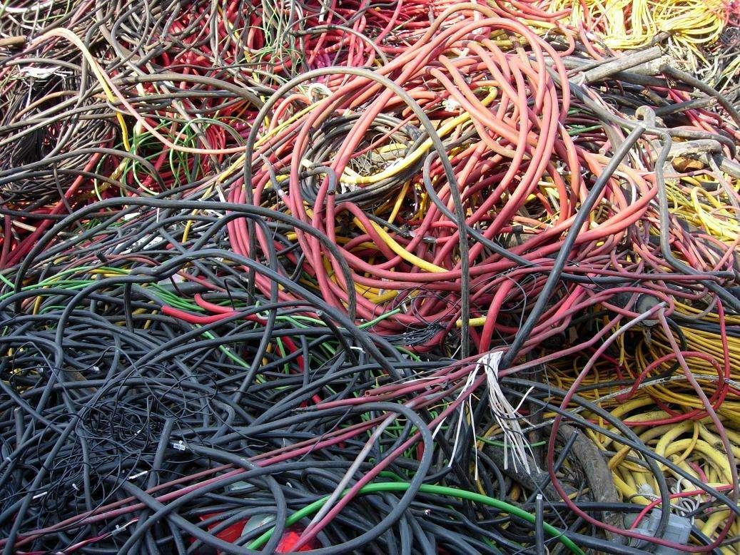 中山电力电缆回收中心
