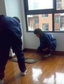 专项地板清洗打蜡
