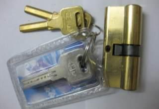防盗门A级锁芯
