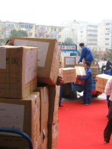 杭州办公室搬家