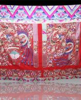 北京龙凤缂丝画收藏品