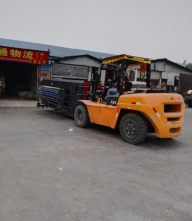 广州天河区 叉车租赁 材料设备搬运