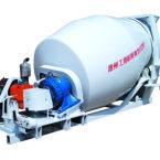 供应JCR3型独立柴油机驱动混凝土搅拌罐 、混凝土搅拌车上装