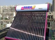 天津清华紫光太阳能热水器