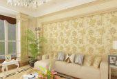 墙纸花纹和居家搭配怎