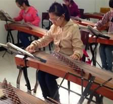 西安未央区专业古筝艺术培训中心(玉筝苑古筝培训中心)