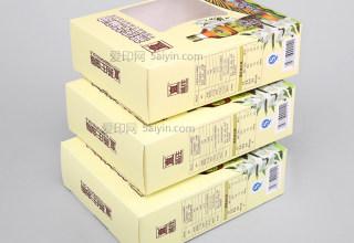 彩盒包装盒印刷定制