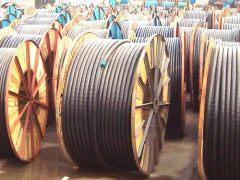 淮南电线电缆回收