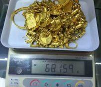 安阳今天黄金回收什么价呀?安