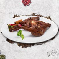 鸭腿熟食加盟