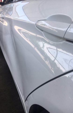 厦门汽车凹陷无痕修复