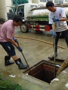 常熟化粪池清理