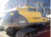 沃尔沃240B挖机