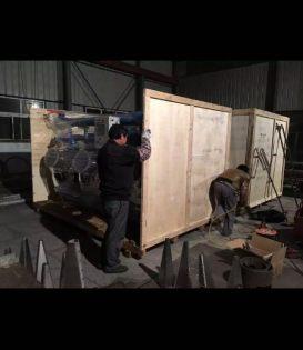木箱研发、生产及运输