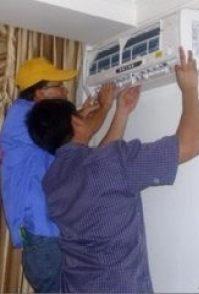空调维修安装移机不制冷维修空调加液二手空调回收