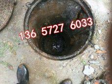 盘龙城污水管道疏通、清理排水管道
