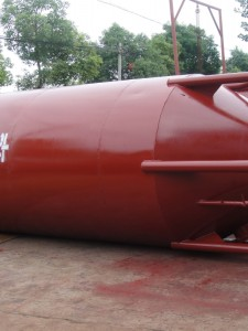 油田下灰罐生产制造