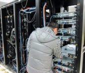 服务器调试维修