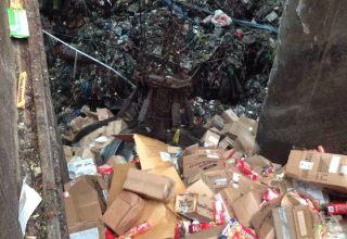 急求过期食品销毁供应商,海关下架食品葡萄酒销毁(上海点)
