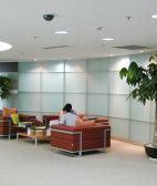 高间隔墙 办公室高间隔 双层玻璃间隔