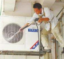 南充格力空调清洗保养
