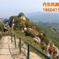 丹东凤凰山旅游,丹东凤凰山玻璃栈道,丹东凤凰山景区