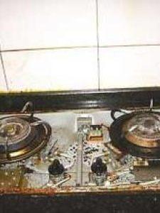 洛阳燃气灶维修