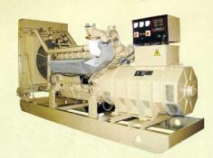 帕金斯柴油发电机组的技术参数
