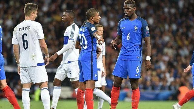 德尚不满法国表现:效率太低!12次机会1球都不进
