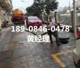 湖南市政管道疏通,高压车清洗管道,污水池清理