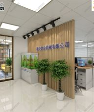 重庆陈家坪劲合机械办公室装修设计案例