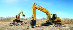 上海天成二手挖掘机销售