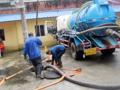 武汉洪山化粪池清理