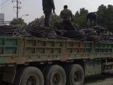 成功收购无锡宜兴3500米185电缆线