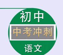 中考语文一对一冲刺课程