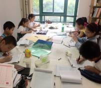 宝山书法培训  书法考级培训