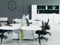 白色办公家具保养小窍门