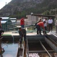 污水池清淤,隔油池