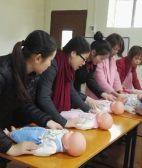 南宁高级育婴师培训