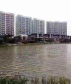 中山坦洲一手房带装修出售 锦绣国际花城 无敌湖景房